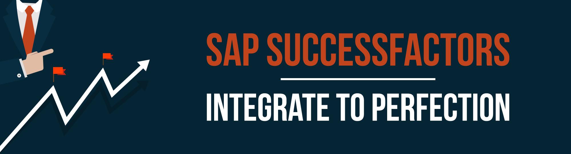 Integrating Success Factors with SAP HCM