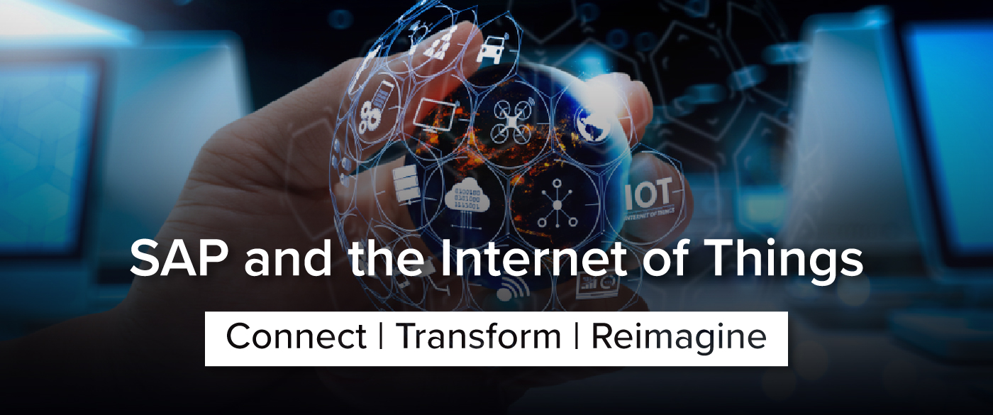 Internet of Things (IoT) integration with SAP