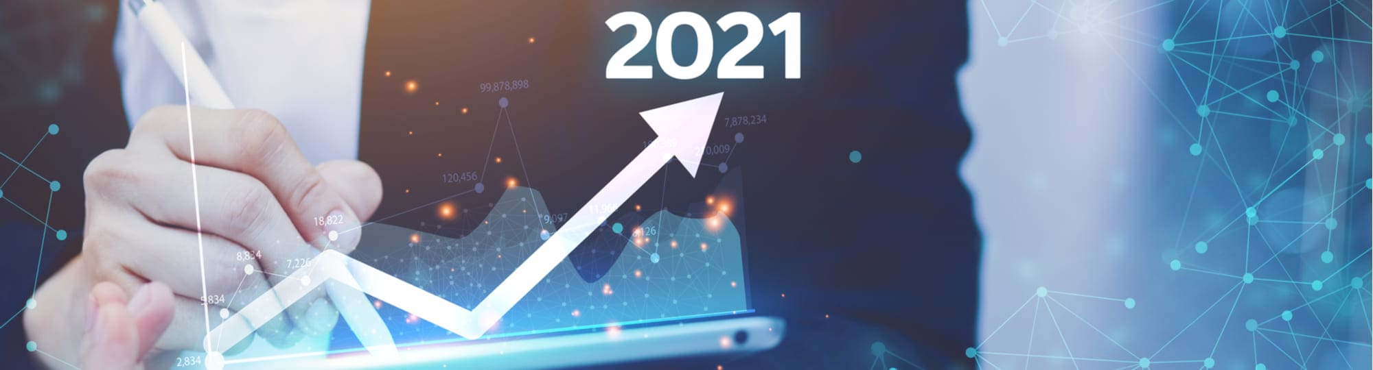 Latest technology trends 2021