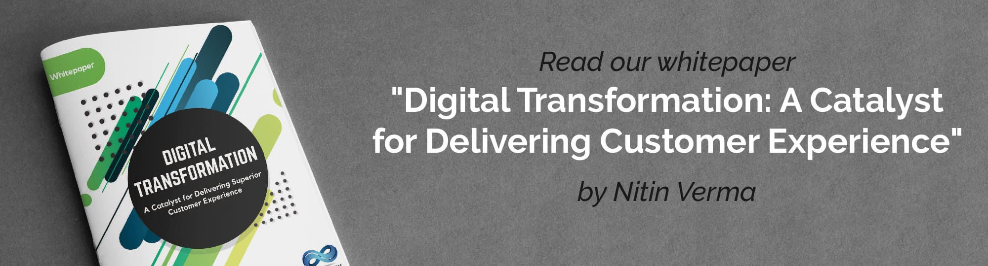 Digital Transformation and customer experience