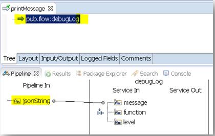 RabbitMQ Webmethods Integration