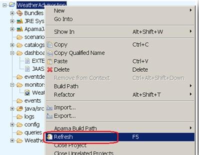 Software AG's Apama Integration 11