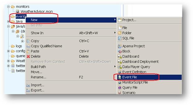 Software AG's Apama Integration 14