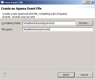 Software AG's Apama Integration 15