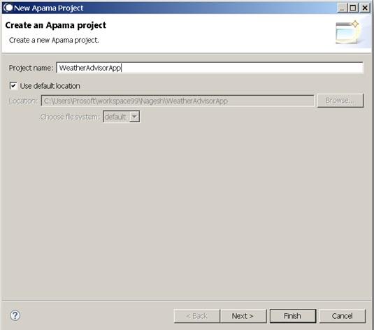 Software AG's Apama Integration 2