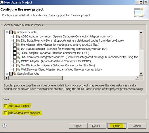 Software AG's Apama Integration 3