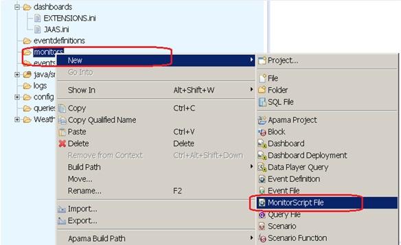 Software AG's Apama Integration 7