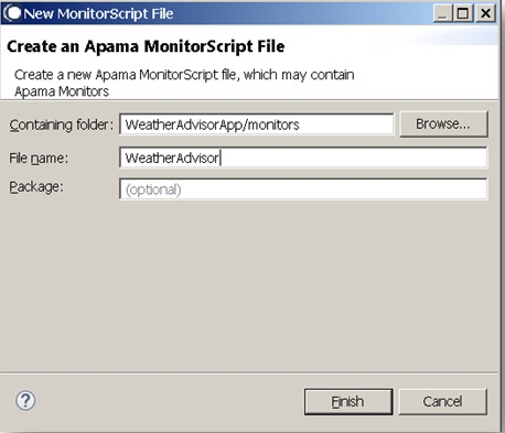 Software AG's Apama Integration 8
