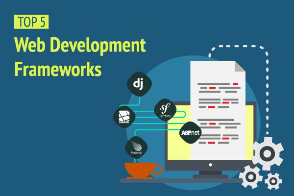 Top-5-web-development-frameworks