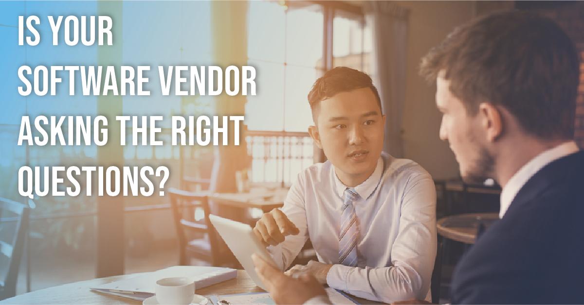 choosing right software vendor
